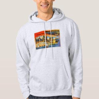 Hyannis Cape Cod Massachusetts MA Travel Souvenir Hoodie