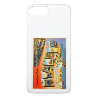 Hyannis Cape Cod Massachusetts MA Travel Souvenir iPhone 8 Plus/7 Plus Case