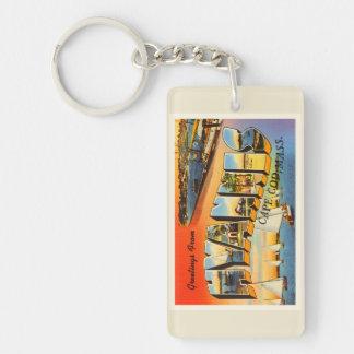 Hyannis Cape Cod Massachusetts MA Travel Souvenir Keychain