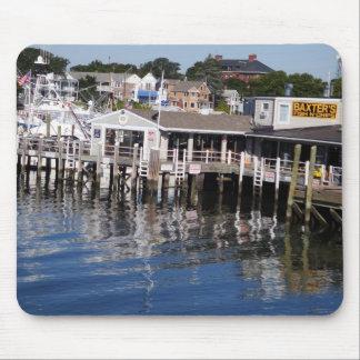 Hyannis Harbor, Cape Cod Mousepad