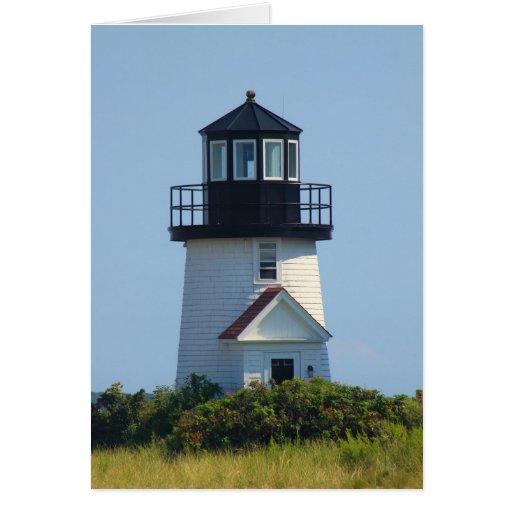 Hyannis Harbor Lighthouse Cape Cod Cards