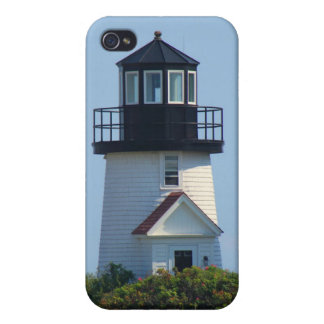 Hyannis Harbor Lighthouse Cape Cod Covers For iPhone 4