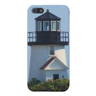 Hyannis Harbor Lighthouse Cape Cod iPhone SE/5/5s Case