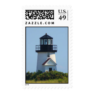 Hyannis Harbor Lighthouse Cape Cod Stamp
