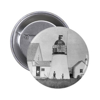 Hyannis Lighthouse Pinback Button