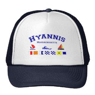 Hyannis Signal Flag Hat