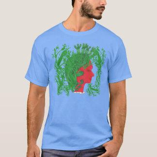 """Hybrid cactus hairdress "" T-Shirt"