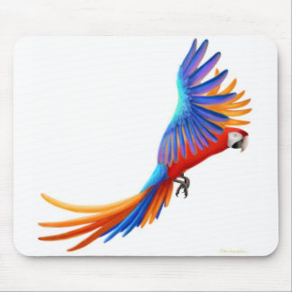 Hybrid Camelot Macaw Mousepad