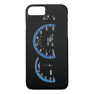 Hybrid Car Instrument Cluster iPhone 7 Case
