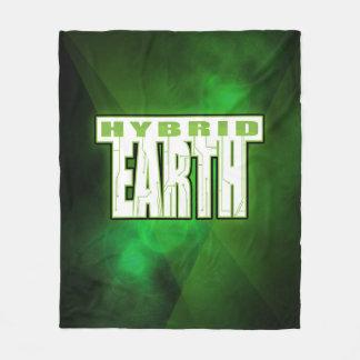 Hybrid Earth Fleece Blanket