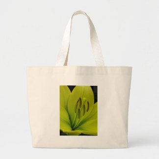 Hybrid Lily named Trebbiano Large Tote Bag