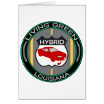 Hybrid Louisiana Card