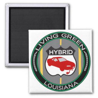 Hybrid Louisiana Magnet