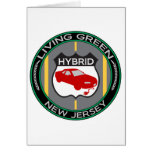 Hybrid New Jersey Greeting Cards