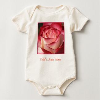 Hybrid Tea Rose Baby Bodysuit