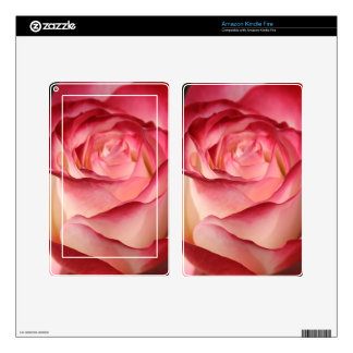 Hybrid Tea Rose Decals For Kindle Fire