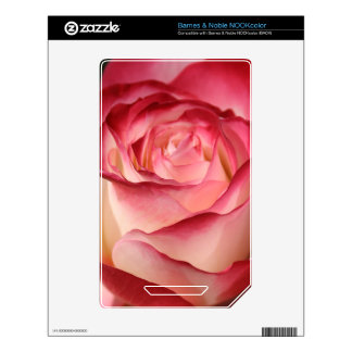 Hybrid Tea Rose Decals For The NOOK Color