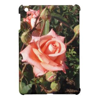 Hybrid Tea Rose iPad Mini Cases