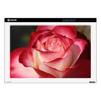Hybrid Tea Rose Laptop Skins