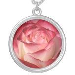 Hybrid Tea Rose Necklace