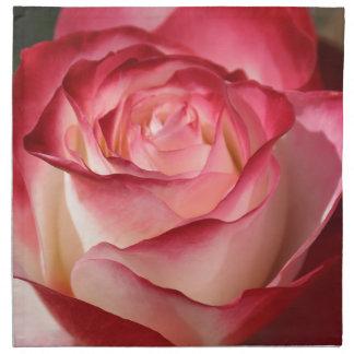 Hybrid Tea Rose Printed Napkin