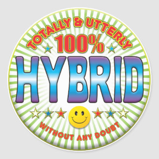 Hybrid Totally Stickers
