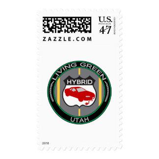Hybrid Utah Postage