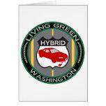 Hybrid Washington Cards