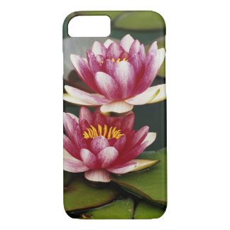 Hybrid water lilies iPhone 7 case