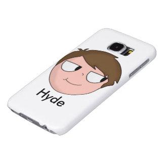 Hyde Logo Samsung S6 Samsung Galaxy S6 Case