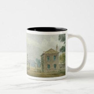 Hyde Park Corner Turnpike 1785 Coffee Mug