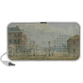 Hyde Park Corner Turnpike, 1785 Portable Speaker