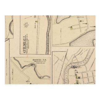 Hyde Park, Guildhall, Newport, Chelsea Postcard