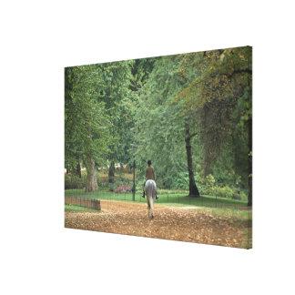 Hyde Park Impresion En Lona
