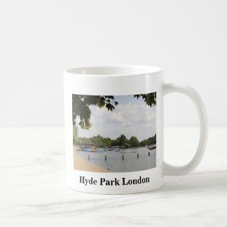 Hyde Park, London Coffee Mug