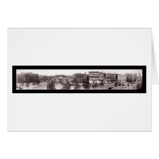 Hyde Park, London Photo 1909 Card
