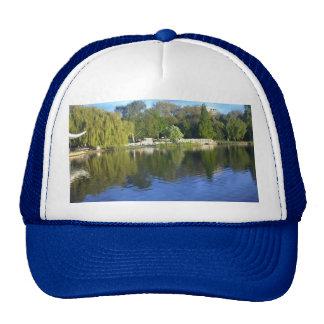 hyde park trucker hat