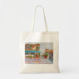 Hyde Street San Francisco Tote Bags