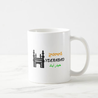 Hyderabad Coffee Mug