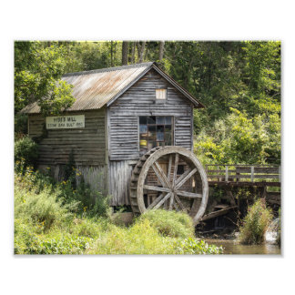 Hyde's Mill Photography Print