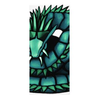Hydra Dragon Rack Card
