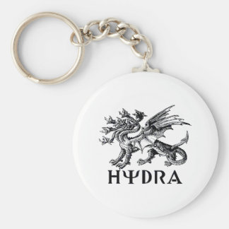 Hydra Keychain