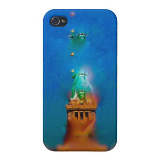 Hydra Of Liberty iPhone 4 Cover