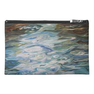 """""""Hydra-Zen"""" (Calming Water) Travel Accessories Bag"""
