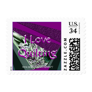 Hydrangea 4591 Quilting Stamp- customize Postage