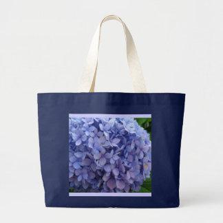 Hydrangea azul bolsa