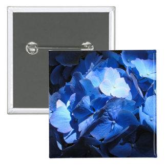 Hydrangea azul - botón #1