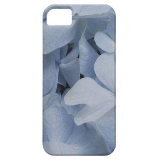 Hydrangea azul claro iPhone 5 cárcasa