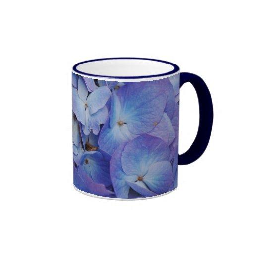 Hydrangea Blooms Mug