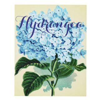 Hydrangea Wall Art vintage hydrangea art & framed artwork | zazzle